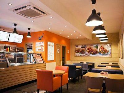 вентиляция кафе бары рестораны Онвекс